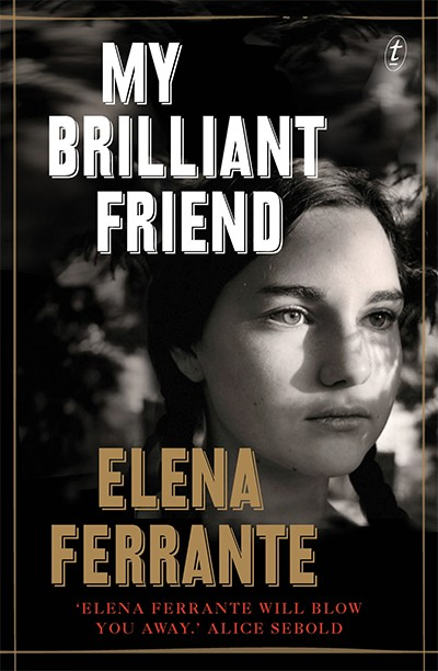 My Brilliant Friend book