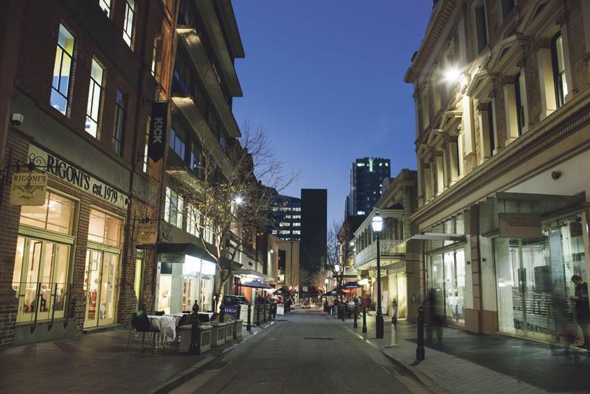 Leigh Street