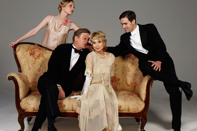 Felicity Kendal Adelaide-bound to star in Hay Fever