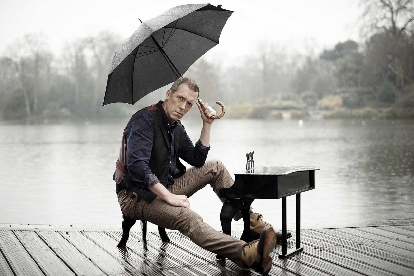 Review: Hugh Laurie