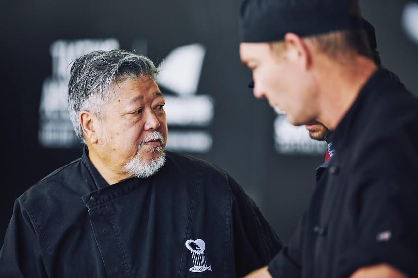 Cheong-Liew-Retrospective-Adelaide-Review-tasting-australia-coal-cellar-grill-hilton-adelaide-chefs-chef-celebrity-cook-simon-bryant-paul-gillis