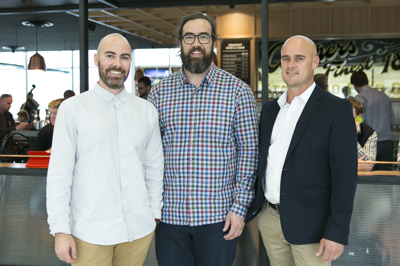 Coopers Brewery and specialist food services company Delaware North Companies Australia officially opened the new-look Coopers Alehouse at Adelaide Airport this week