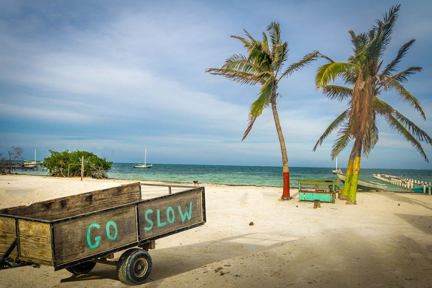 Caye Caulker and the Art of Taking it Slow