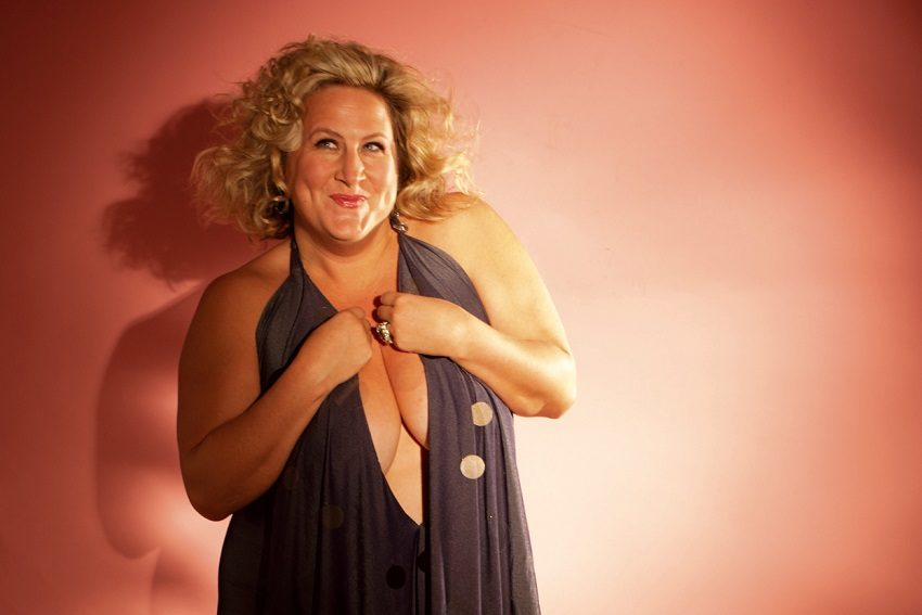 Bawdy Bridget Everett Gets Ready to Pound It in Adelaide
