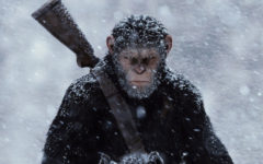 FILM Review - War for the plant of the apes