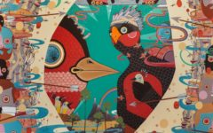 dan-withey-bird-man-guildhouse-art-money-adelaide-review