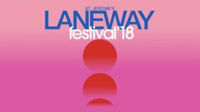 St. Jerome's Laneway Festival 2018