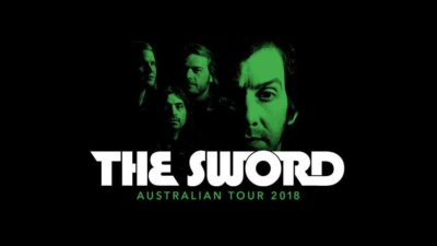 The Sword Australian Tour