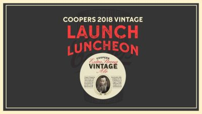 Coopers 2018 Vintage Launch