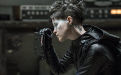 Clare Foy in Girl In the Spider's Web