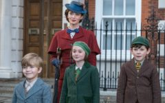 Emily Blunt stars in Mary Poppins Returns