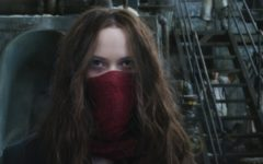 Hera Hilmar stars in Mortal Engines