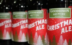 Goodieson Brewery's Christmas Ale