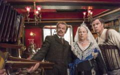 Film still from Holmes & Watson