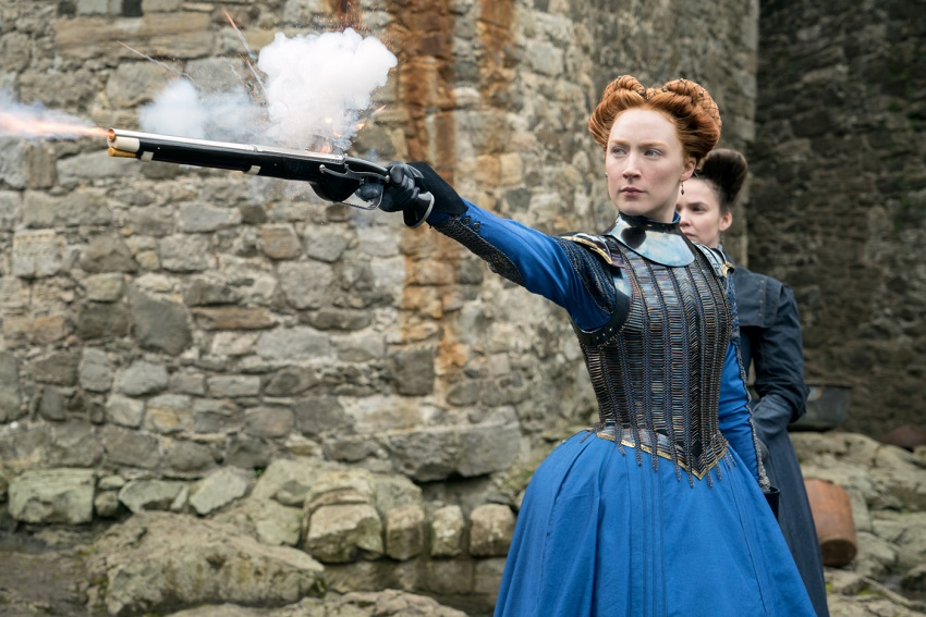 Film Review: Mary Queen of Scots - The Adelaide Review