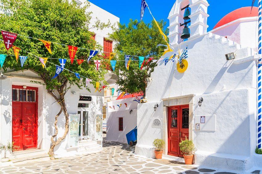 Mykonos, Greece (Photo: Shutterstock)