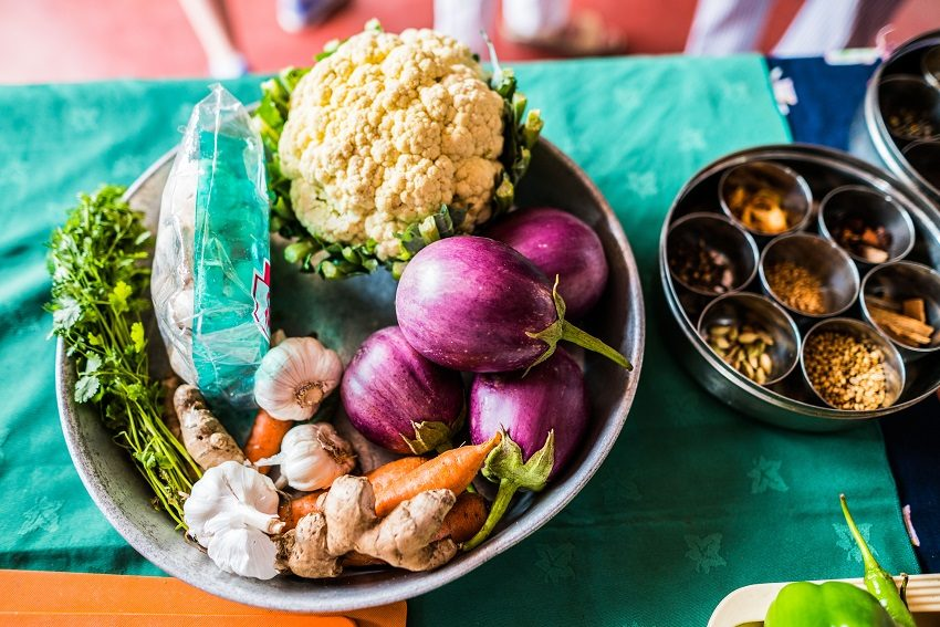 Tasting the world on a real food adventure