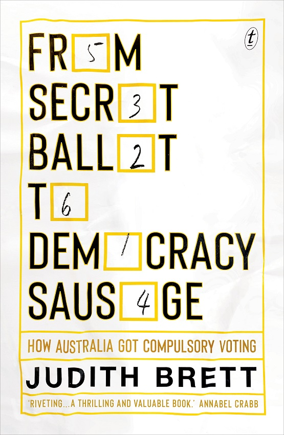 From Secret Ballot to Democracy Sausage book cover