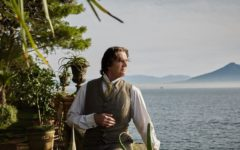 Rupert Everett stars as Oscar Wilde in The Happy Prince