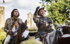Adam Driver and Jonathan Pryce star in The Man Who Killed Don Quixote