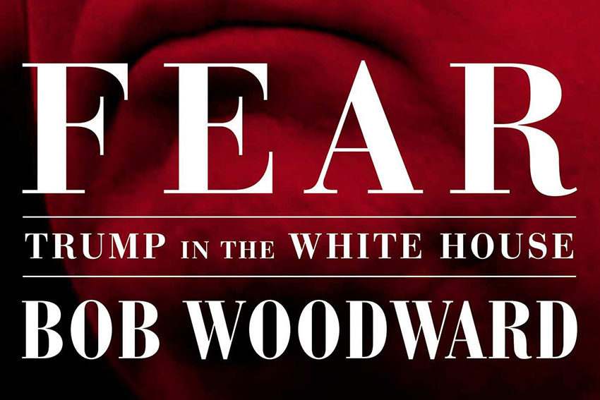 Book Review: Fear: Trump in the White House