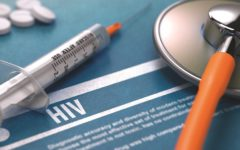 HIV medication shutterstock