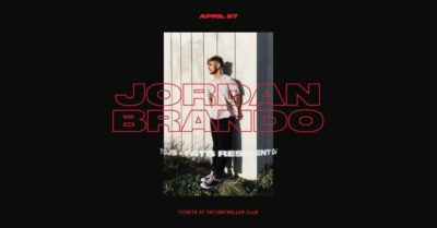 Jordan Brando