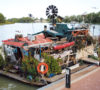 Chookman's Houseboat, Renmark
