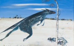 Reflected Kangaroo, Arthur Boyd