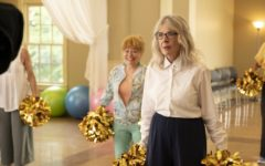 Diane Keaton and Jacki Weaver in Poms