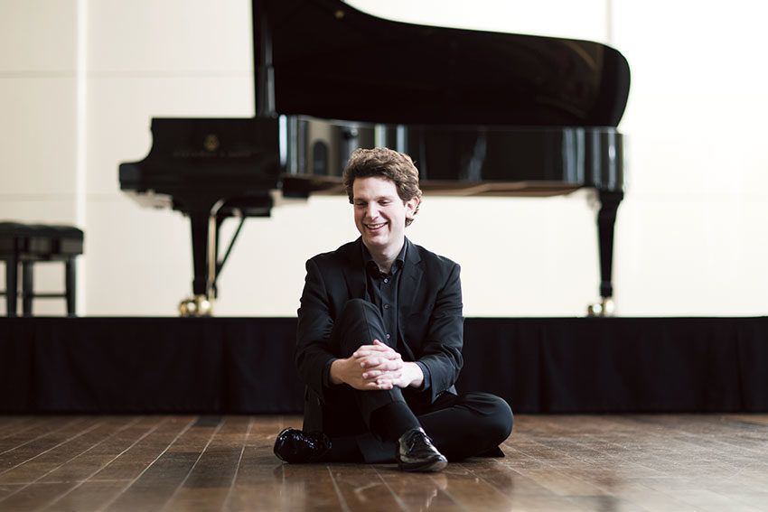 Jayson Gillham on Beethoven's epic cycle of piano concertos