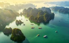 Ha Long Bay (Photo: Tonkinphotography / Shutterstock)
