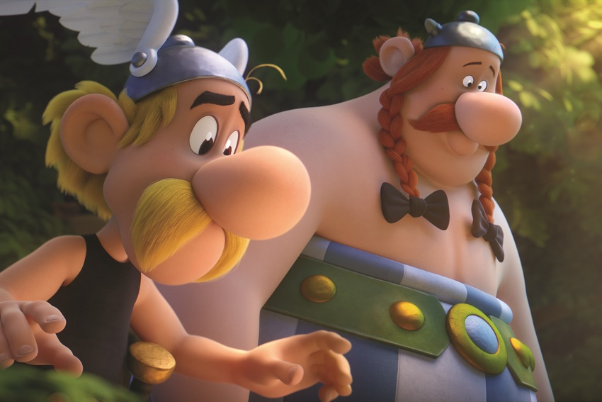Film Review: Asterix: The Secret of the Magic Potion - The Adelaide