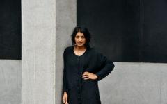 Curator Priya Pavri (Photo: Jack Fenby)