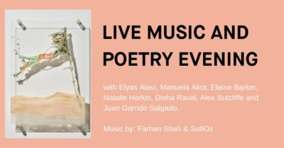 World Refugee Day - Live Music And Poetry Evening