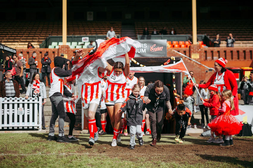 Reclink Community Cup (Photo: Wade Whitington)