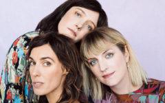 Holly Throsby, Sarah Blasko and Sally Seltmann are Seeker Lover Keeper