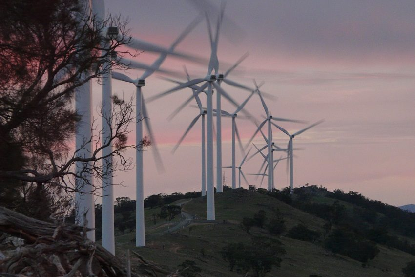 Why is the Australian energy regulator suing SA wind farms?