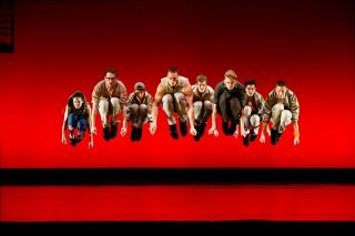 Cast of West Side Story