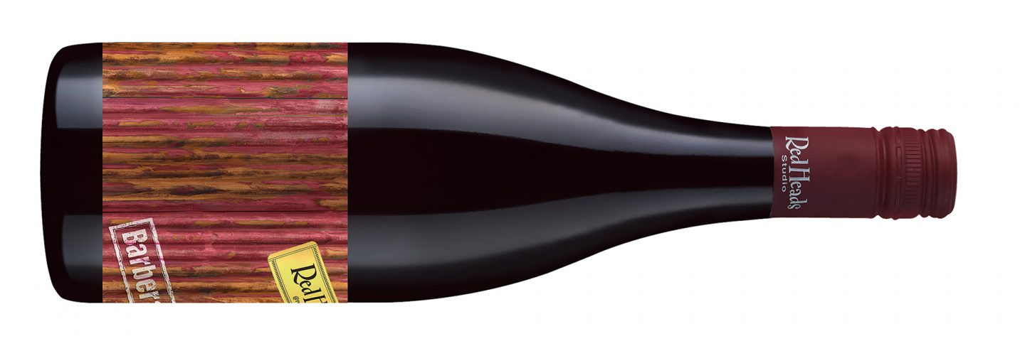 Redheads Wines 2019 Rusty Roof Barbera