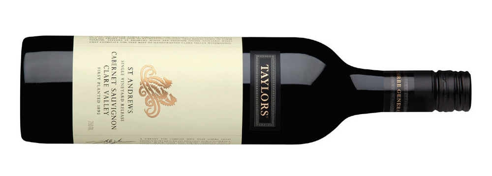 Taylors Wines, 2017 St Andrews Cabernet Sauvignon (Clare Valley)