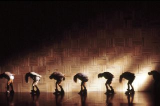 Australia Dance Theatre's 2002 work The Age of Unbeauty